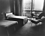 Guest Rooms. View no. 1, 1963 by The Rockefeller University