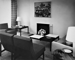 Guest Room. View no. 2, 1963 by The Rockefeller University
