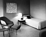 Guest Room. View no. 3, 1963 by The Rockefeller University