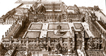 Bird's eye view of Trinity College by The Rockefeller University