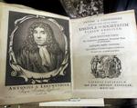 Antonii a Leeuwenhoek ... Epistolæ ad Societatem Regiam Anglicam, et alios illustres viros by The Rockefeller University