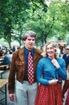 Günter Blobel and Laura Maioglio by The Rockefeller University