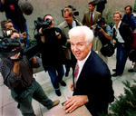 Günter Blobel, October 11, 1999 by The Rockefeller University