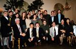 Celebrating the Nobel Prize at Barbetta Restaurant by The Rockefeller University