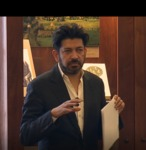 Siddhartha Mukherjee: A Biography of the Gene by The Rockefeller University