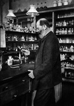 EMIL FISCHER IN HIS LABORATORY by The Rockefeller University