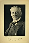 Jacques Loeb. Biographical Sketch by W. Osterhout
