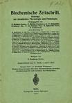 Weitere Bemerkungen  Iiber den Zusammenhang  Zwischen  Oxydationsgrosse  und Cytolyse  der  Seeigeleier