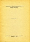The Influence of the Chemical Nature of Solid Particles on Their Cataphoretic P.D. in Aqueous Solutions by Jacques Loeb