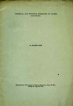 Chemical and Physical Behavior of Proteins by Jacques Loeb