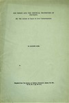 Ion Series and the Physical Properties of Proteins. Ill by Jacques Loeb