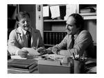 Ralph Steinman with Zanvil Cohn
