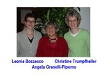 Leonia Bozzaco, Christine Trumpfheller, and Angela Granelli-Piperno by The Rockefeller University