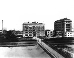 Founder's Hall and Hospital, ca. 1912 by The Rockefeller University