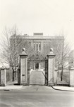 Main Gate and Founder's Hall, 1935 by The Rockefeller University