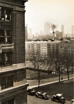 Campus view, 1933 by The Rockefeller University
