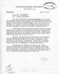 Memorandum Regarding Library Attendant Position, 1973 by Markus Library