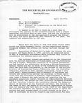 Memorandum. April 20, 1973
