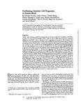 Proliferating dendritic cell progenitors in human blood by Nikolaus Romani, Stefan Gruner, and Daniela Brang