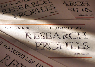 Rockefeller University Research Profiles