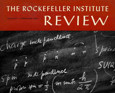 Rockefeller University Newsletters