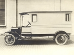 AN AMBULANCE, 1918