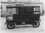 An Ambulance of the Rockefeller Hospital