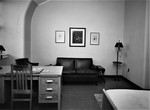 on-Call Room. View no. 2, 1962 by The Rockefeller University