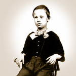 William H. Welch As a Young Boy by The Rockefeller University