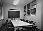 Ahrens Laboratory. Room 509, 1962 by The Rockefeller University
