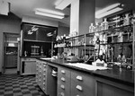 Ahrens Laboratory. Room 510, 1962 by The Rockefeller University