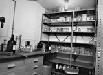 Ahrens Laboratory. Room 523, 1962 by The Rockefeller University