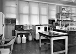 Bearn Laboratory. View no. 2, December 1961 by The Rockefeller University