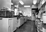 Clinical Laboratory. Room 710, January 1962 by The Rockefeller University