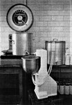 Ahrens Laboratory. Equipment for the Diet Formula