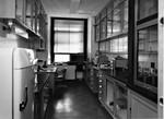 Goebel Laboratory, March 1962 by The Rockefeller University