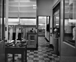 Lorente de Nó Laboratory, October 1955 by The Rockefeller University