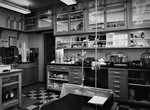 McMaster Laboratory. View no. 1, March 1962 by The Rockefeller University