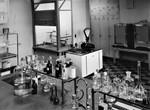 Mirsky Laboratory, 1947 by The Rockefeller University