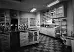 Mirsky Laboratory. Room 215, 1947 by The Rockefeller University