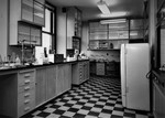 Mirsky Laboratory. View no. 2, 1962 by The Rockefeller University