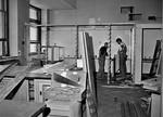 Pfaffman Laboratory. View no. 3, 1965 by The Rockefeller University