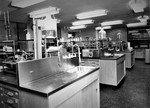 Student's Laboratory. View no. 1, 1962 by The Rockefeller University