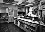 Student's Laboratory. View no. 3, 1962 by The Rockefeller University