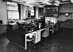 Students Physical Chemistry Laboratory. View no. 1, 1962 by The Rockefeller University