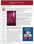 Markus Library Newsletter, November 2008
