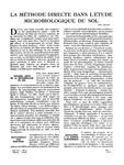 ARTICLE BY SERGEI WINOGRADSKY by The Rockefeller University