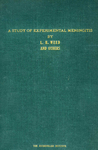 Monographs of the RIMR. Vol. 12, 1920