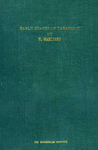 Monographs of the RIMR. Vol. 13, 1920