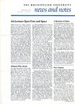 News and Notes 1970, vol. 1, no. 5